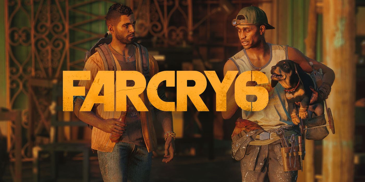 far cry 6 gameplay reveal