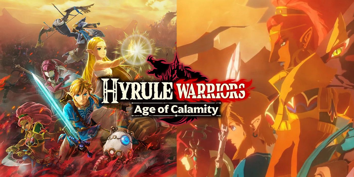 5 Things We Learned About Hyrule Warriors Age Of Calamity 5 Questions We Still Have