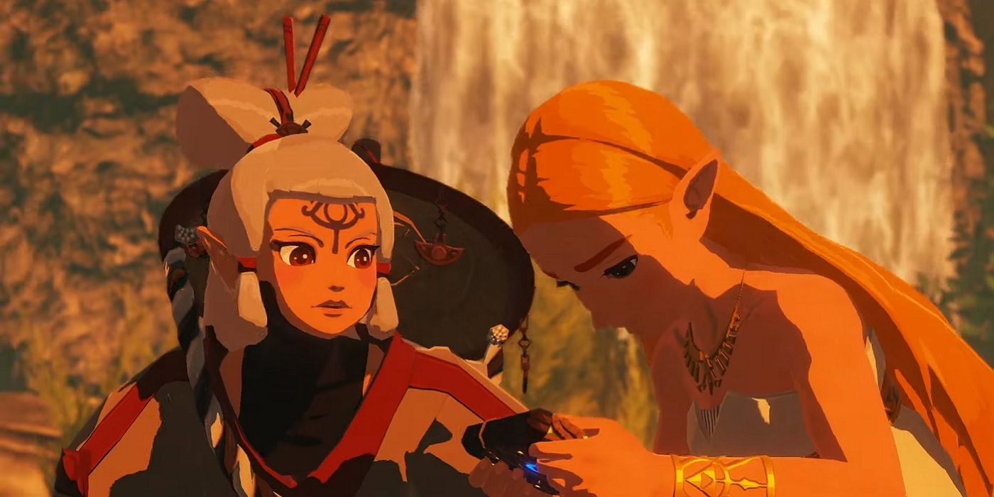Hyrule Warriors  Age Of Calamity Tokyo Game Show Trailer Highlights The Playable Characters