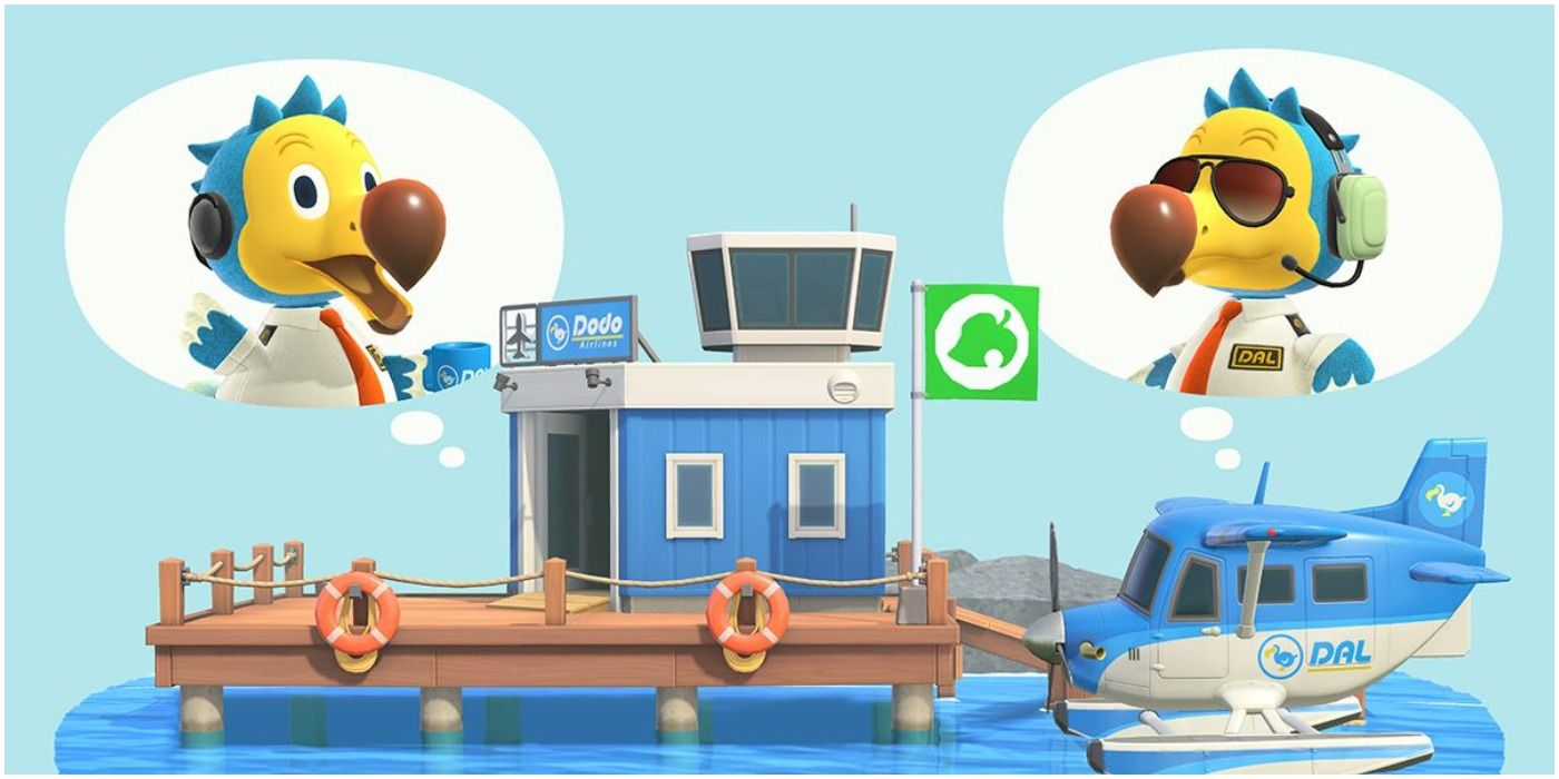The Fastest Ways To Earn Nook Miles Tickets In Animal Crossing: New Horizons