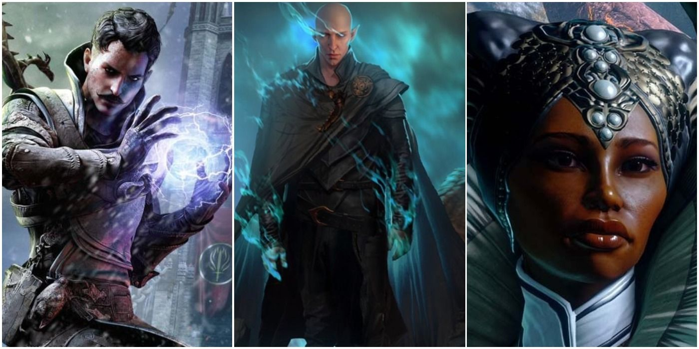 How To Build The Best Mage In Dragon Age Inquisition Game Rant