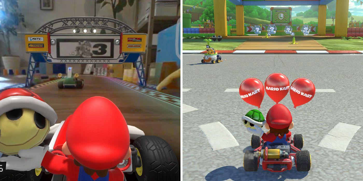 Mario Kart Live: Home Circuit Bridges Gap Between Toys and Video Games