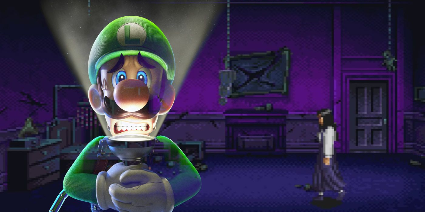 The Best Nintendo-Exclusive Horror Games | Game Rant