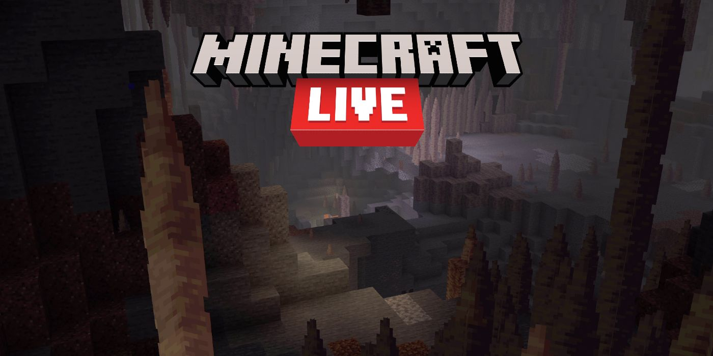 Minecraft Announces Caves & Cliffs Update for 10  Game Rant