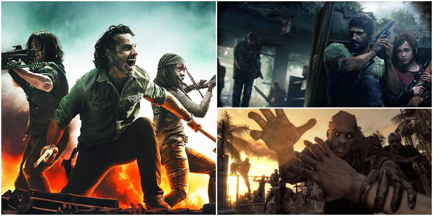 The Walking Dead Spiel