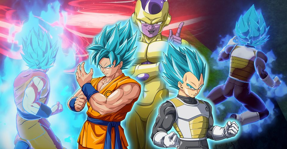 Dragon Ball Z Kakarot Has The Chance To Settle Ssb Vegeta And Goku Debate But Chooses Not To