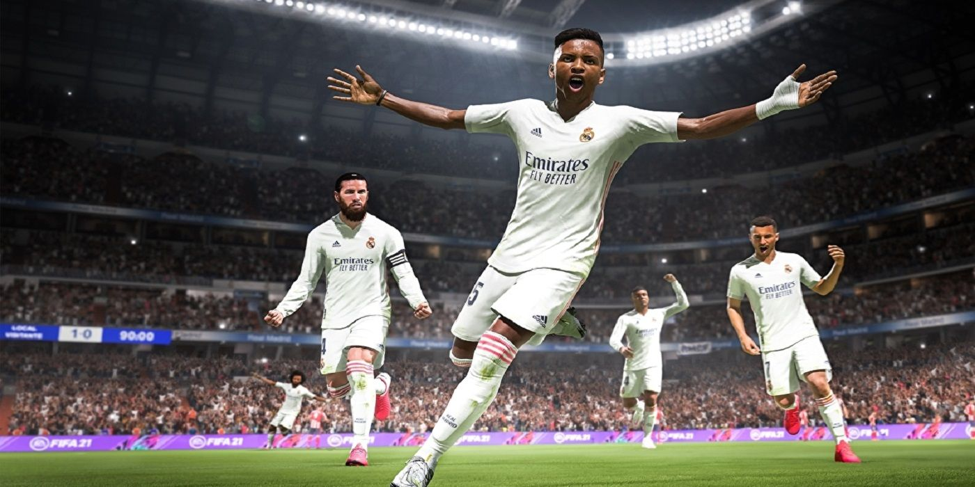 EA Responds to FIFA 21's Player Likeness Controversy   Game Rant
