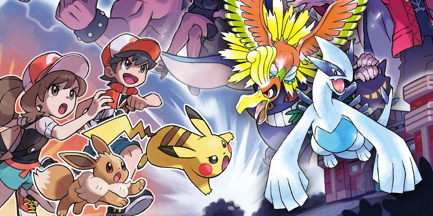 Pokemon 25th Anniversary is the Perfect Time for Let's Go ...