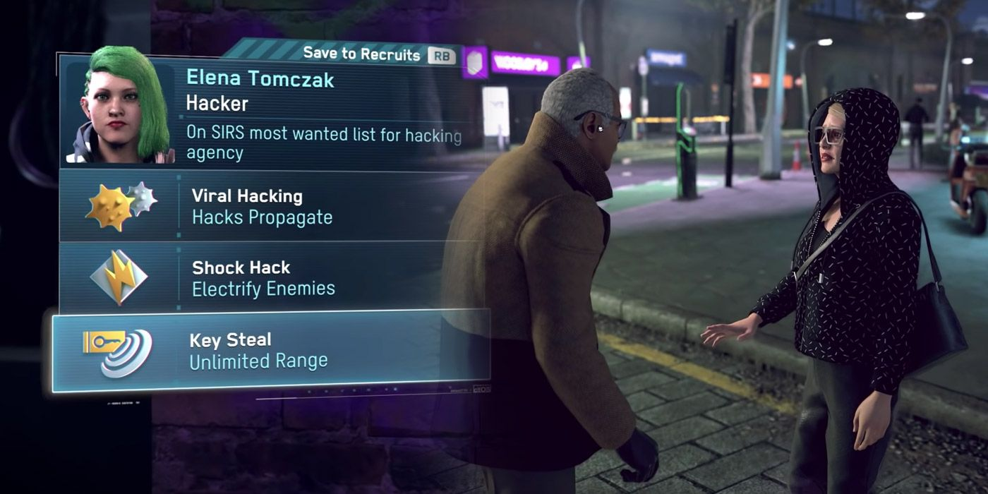 The Wildest Recruits in Watch Dogs Legion | Game Rant