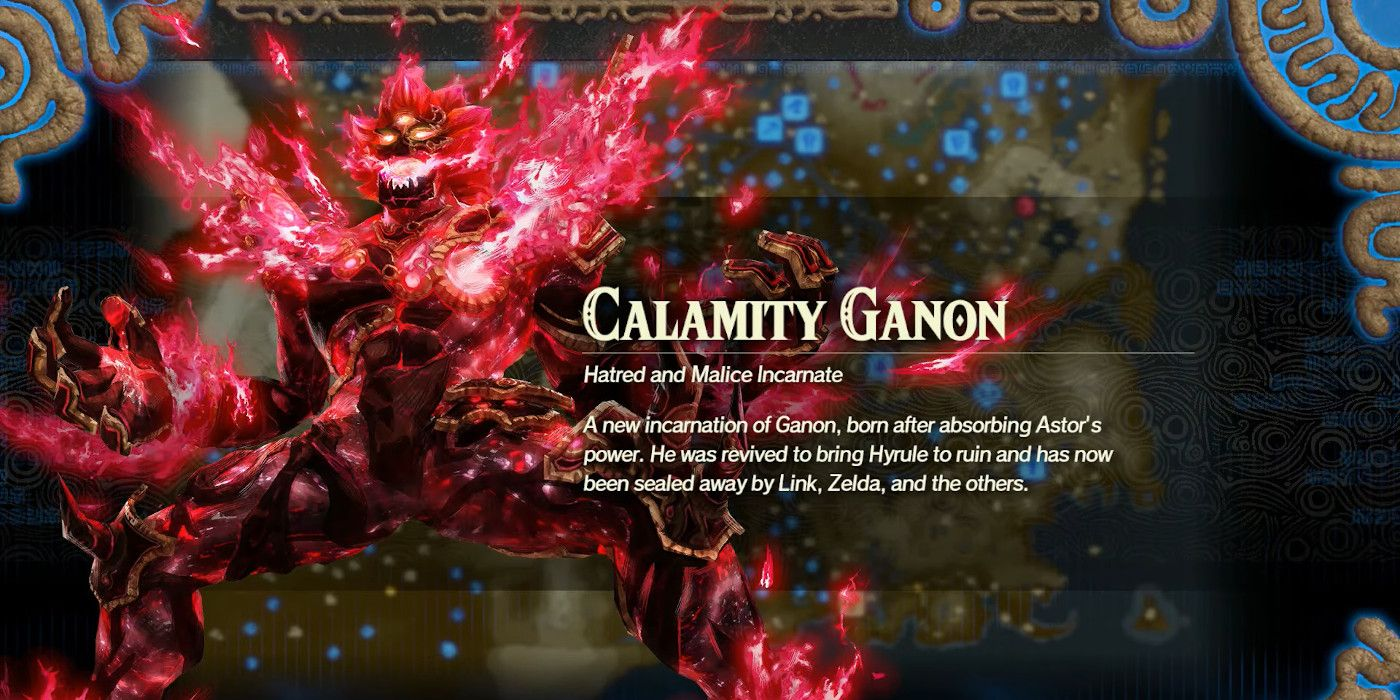Hyrule Warriors Age Of Calamity How To Unlock Ganon