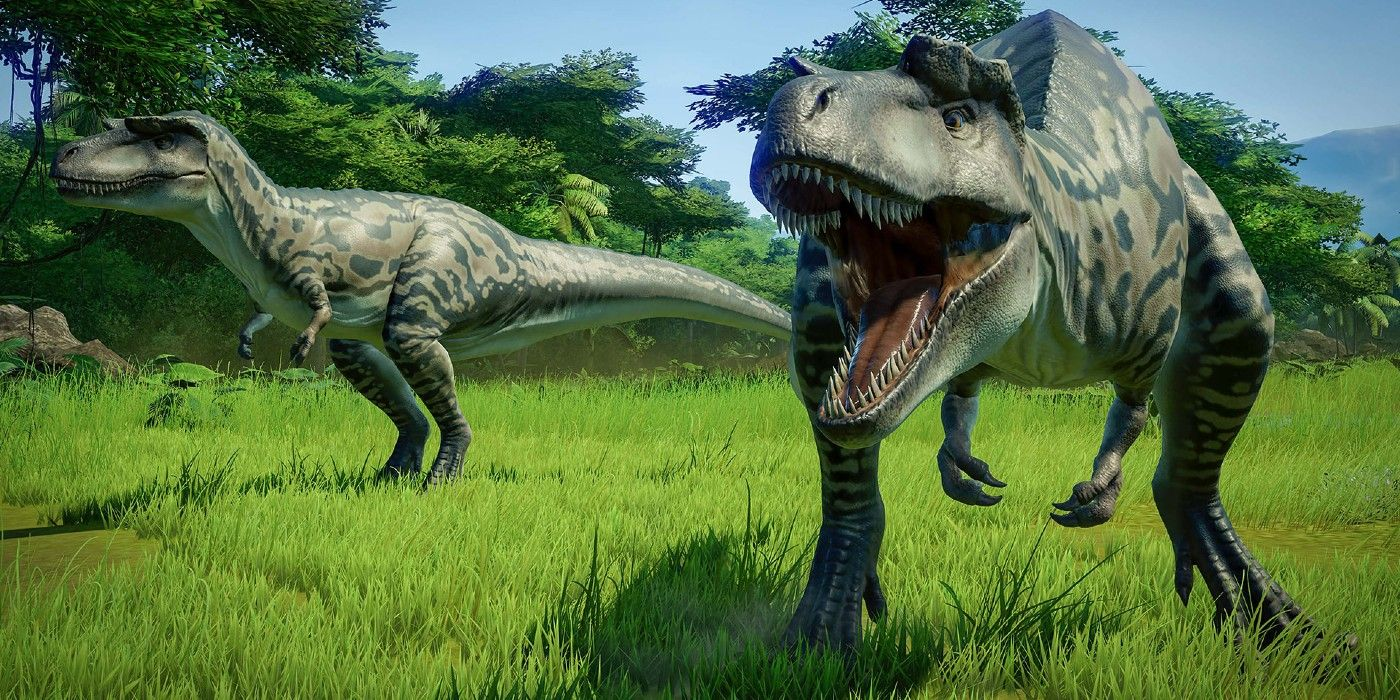 Jurassic World Evolution Switch Review | Game Rant