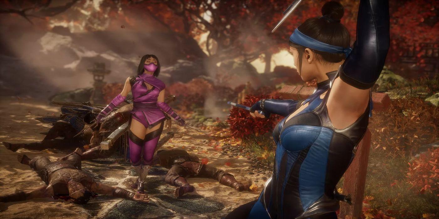 Mortal Kombat 11 Ultimate Will Open Custom Variations to