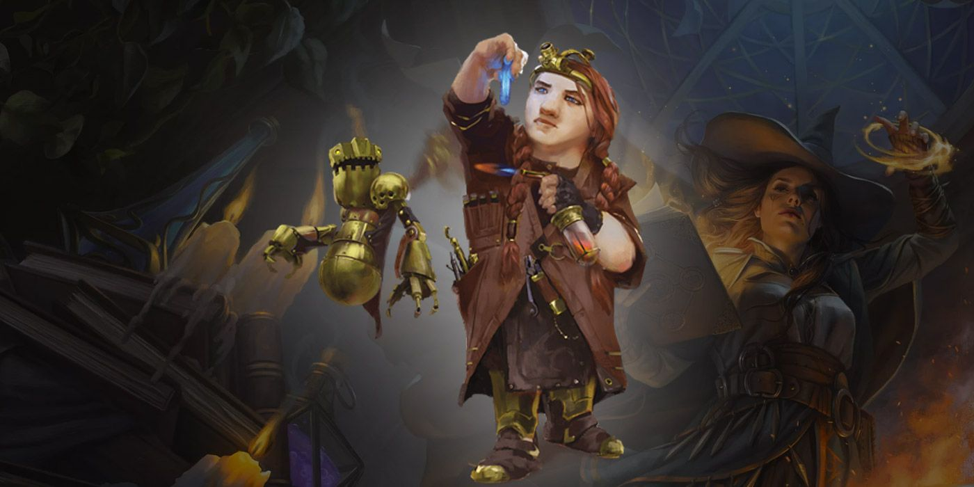 Dungeons and Dragons Artificer - Alchemist Breakdown | Game Rant