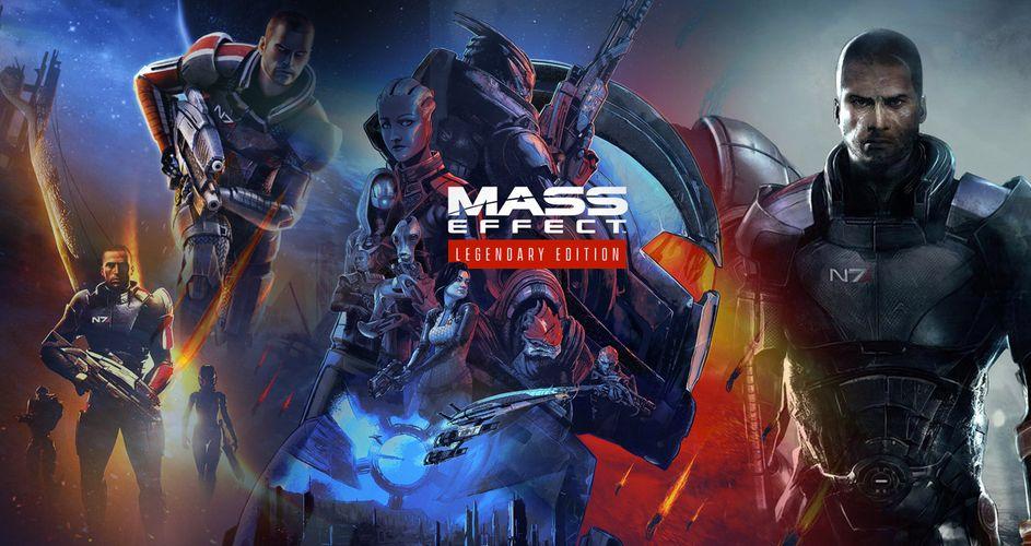 oficiálny art Mass Effect: Legendary Edition