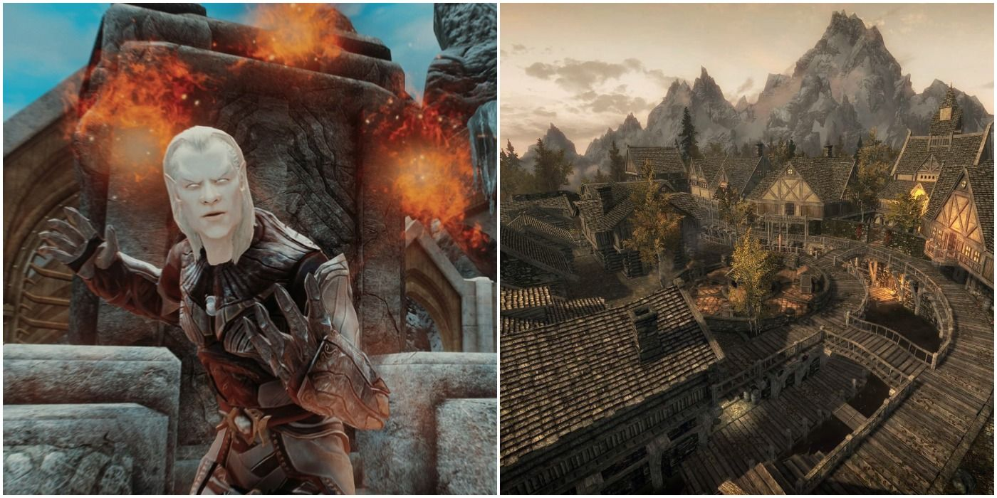 The 15 Best Skyrim Mods, Ranked | Game Rant