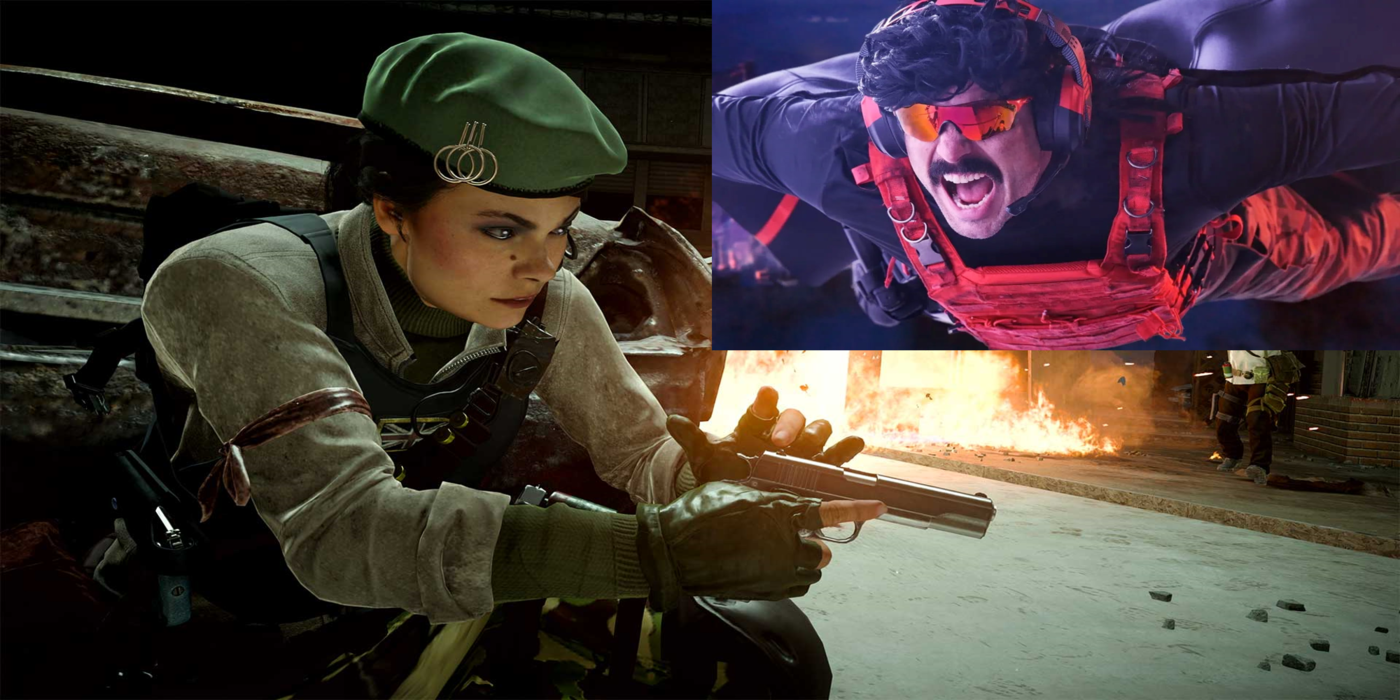 Dr Disrespect Wants to Design Next Call of Duty: Warzone Gulag
