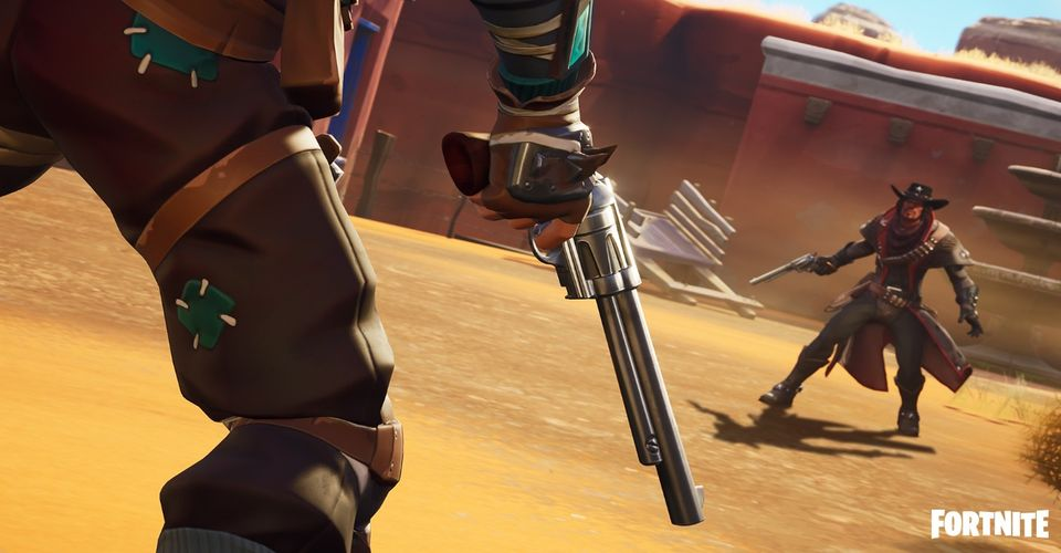 Fortnite Leaks Western Shotgun And New Exotic Weapons Game Rant Here's where you can find them. fortnite leaks western shotgun and new