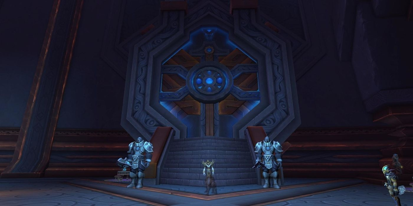 World of Warcraft: Shadowlands - The Great Vault Location