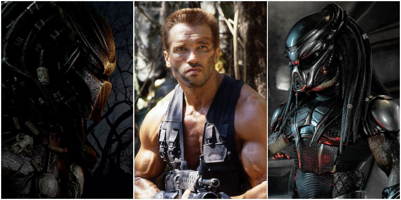 Every Predator Movie, Ranked By Rotten Tomatoes | Game Rant