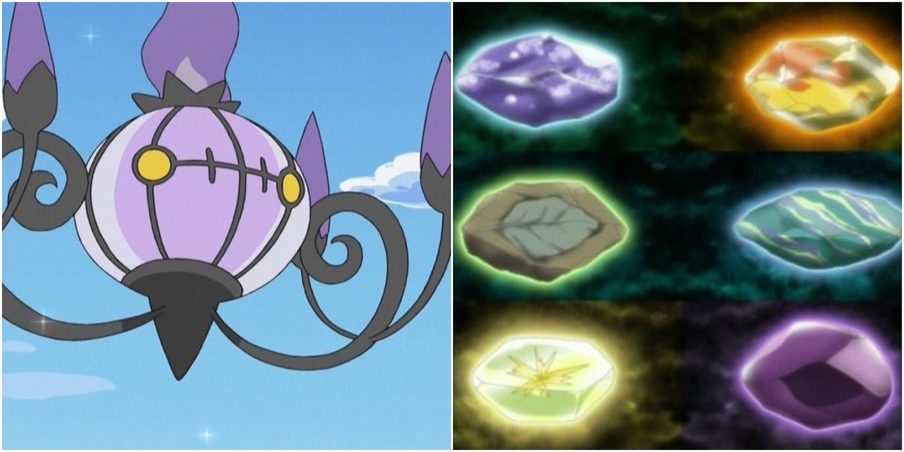 Pokemon Sword & Shield: Every Pokemon That Evolves With The Dusk Stone (& Where To Catch Them)