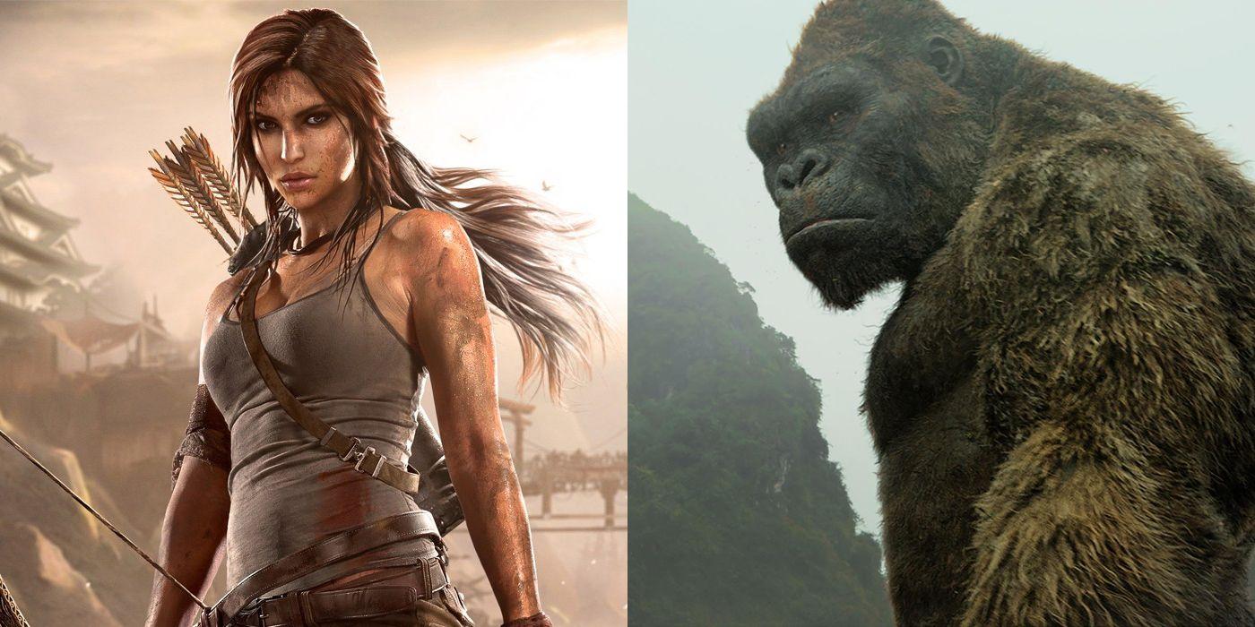 LATEST! Skull Island & Tomb Raider Anime Series Coming
