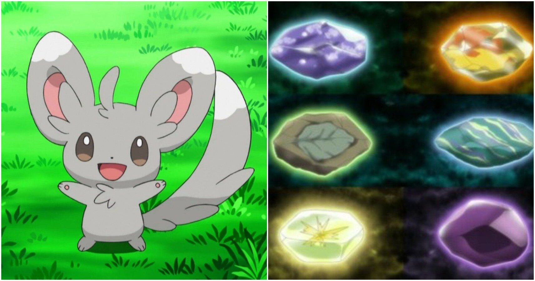 Pokemon Sword & Shield: Every Pokemon That Evolves With The Shiny Stone (& Where To Catch Them)