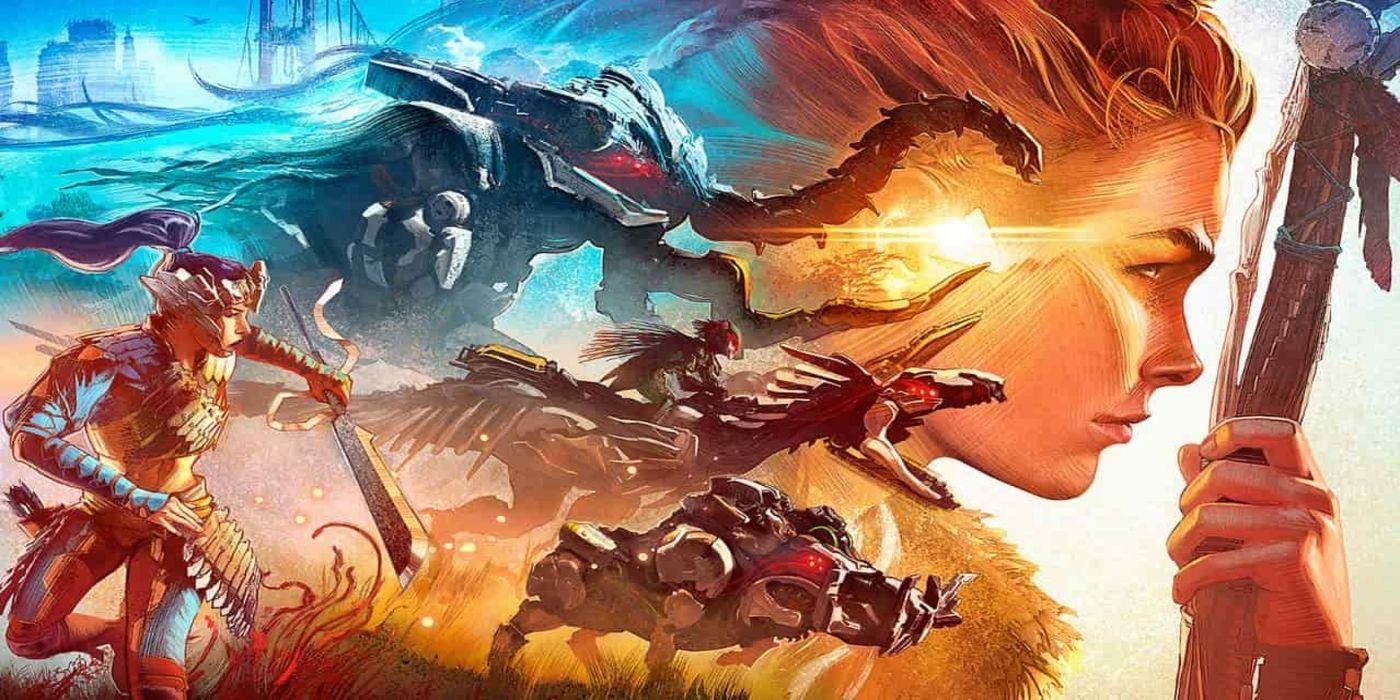 Horizon Forbidden West Developer Teases New Gameplay Details