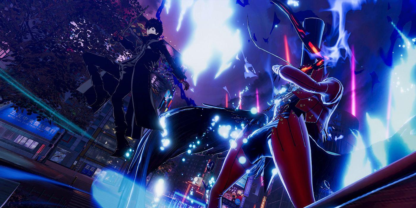 Persona 5 Strikers: Reunindo a Gangue novamente 3