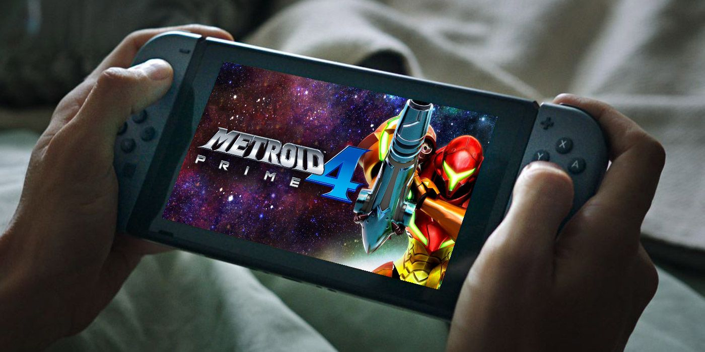 The Switch Could Use Multiple Metroid Games if Metroid Prime 4 is Not Yet Ready