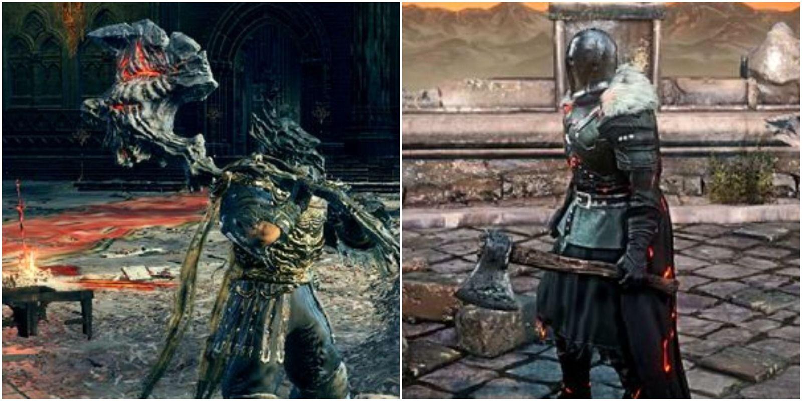 Dark Souls 3: Best & Worst Axes | Game Rant