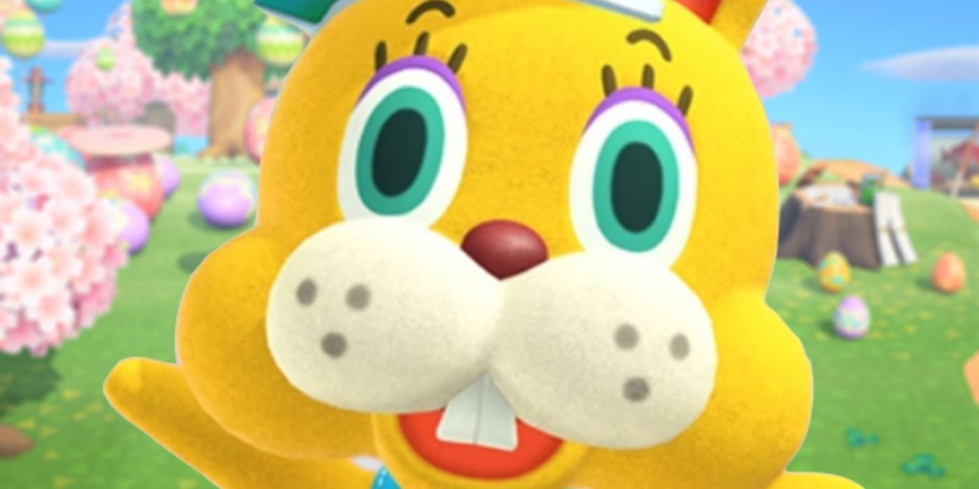 Animal Crossing: New Horizons Update Prepares Game for Bunny Day, Makes Fixes