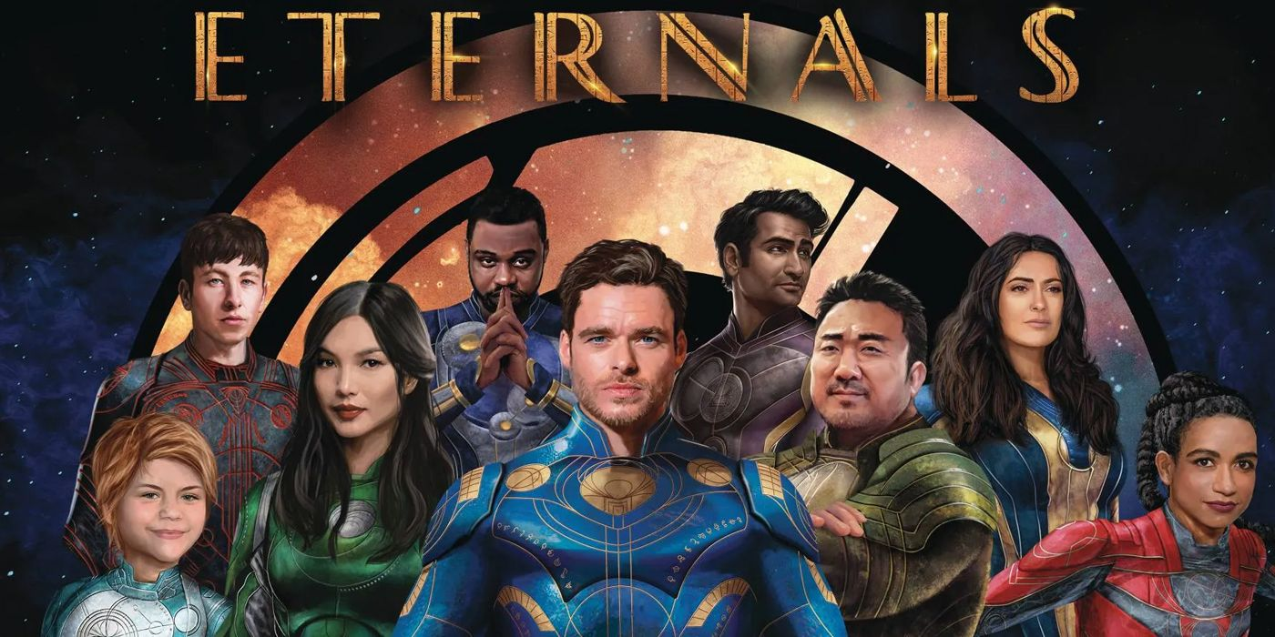 Everything We Currently Know About Marvel S Eternals Game Rant