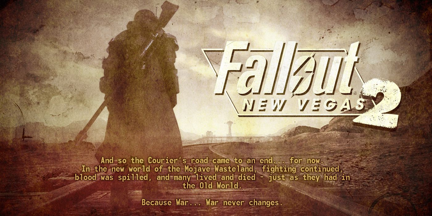 The Long History of Fallout New Vegas 2 Rumors | Game Rant