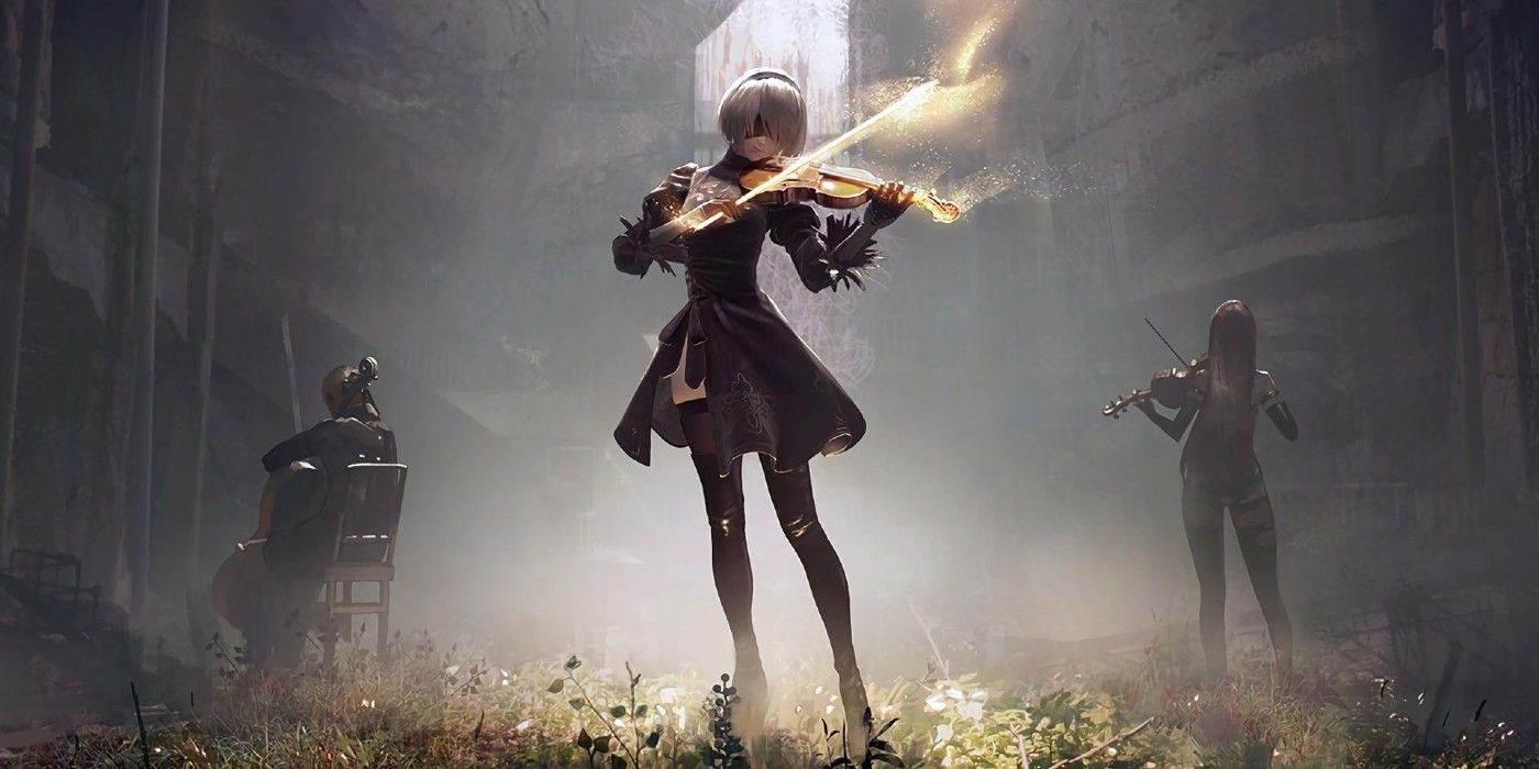 What 'Become as Gods' Means in the Nier: Automata Special Edition