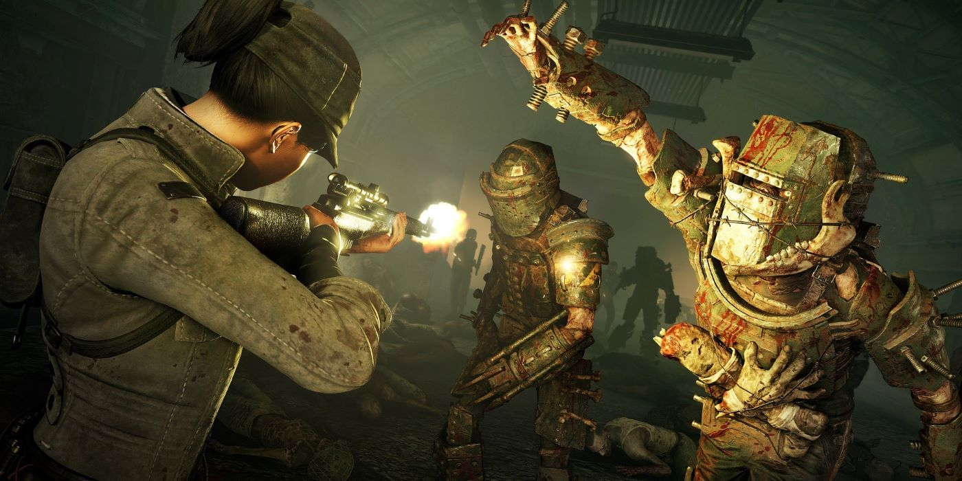 Zombie Army 4 is Not a Zombie Game to Sleep On | Game Rant