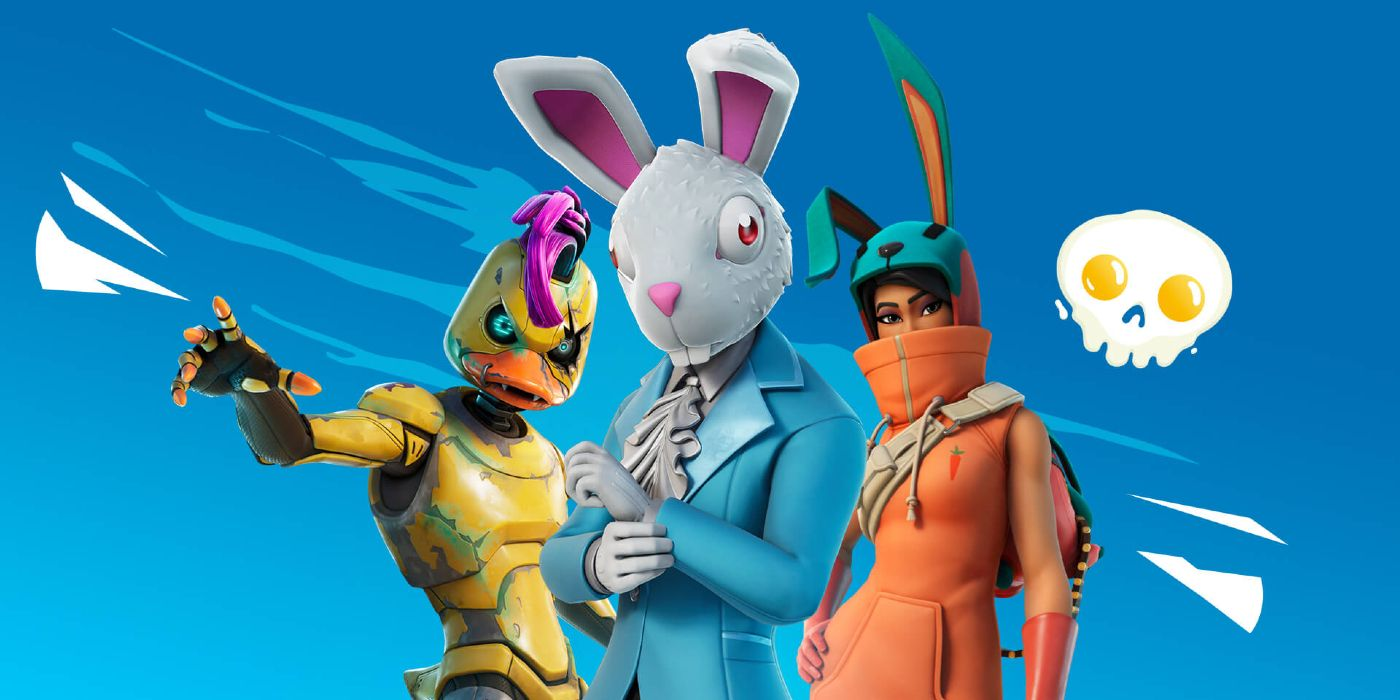 Fortnite Announces Spring Breakout Event   Game Rant