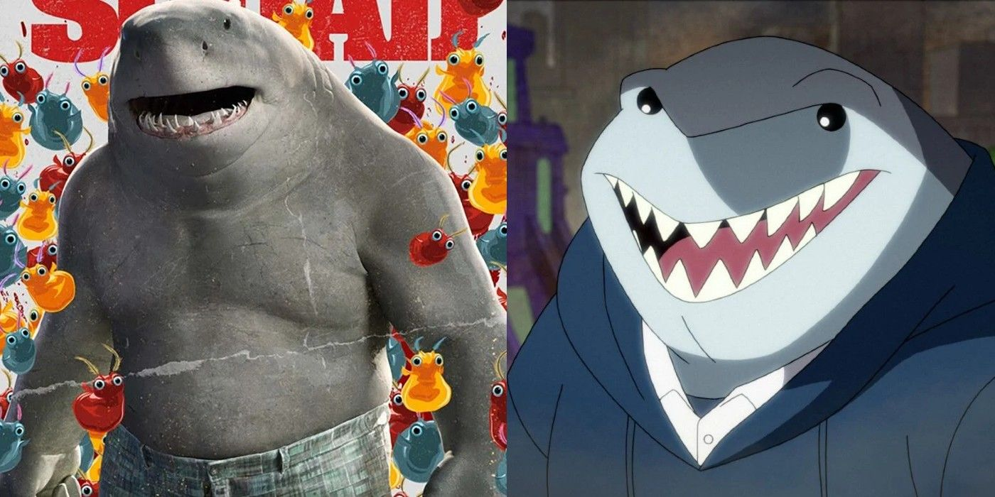 The Suicide Squad's James Gunn Explains Why King Shark Got A Dad Bod