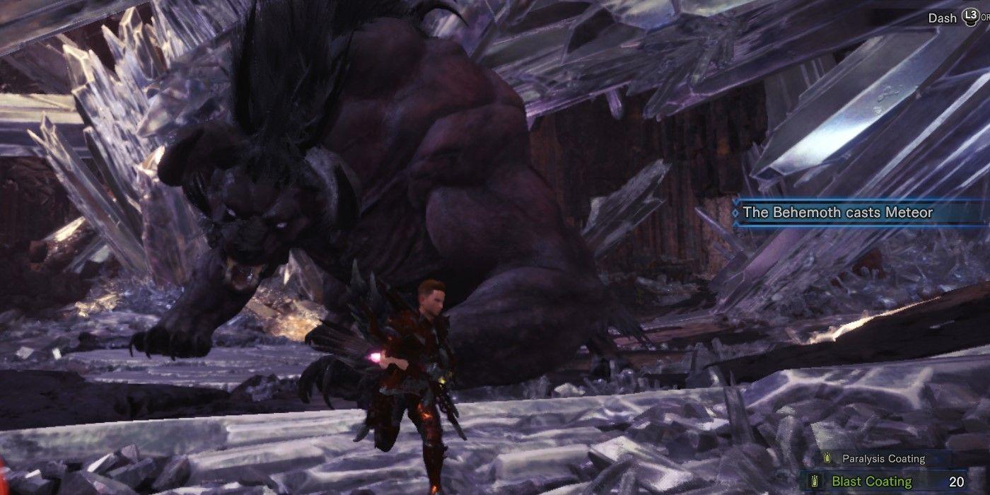 Monster Hunter World: Iceborne - How to Forge the Nexus Gae Bolg
