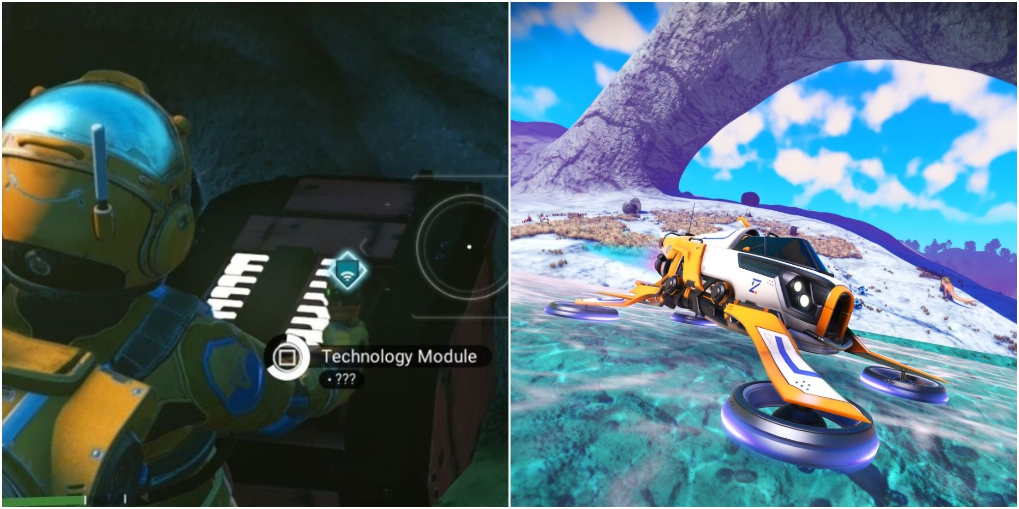 No Man's Sky: A Complete Guide To Salvaged Data | Game Rant