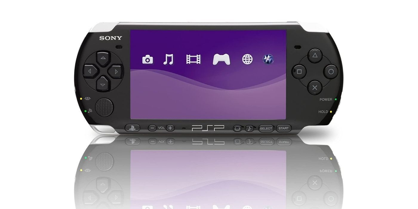 Taking a Look Back at the PSP's Launch Titles | Game Rant