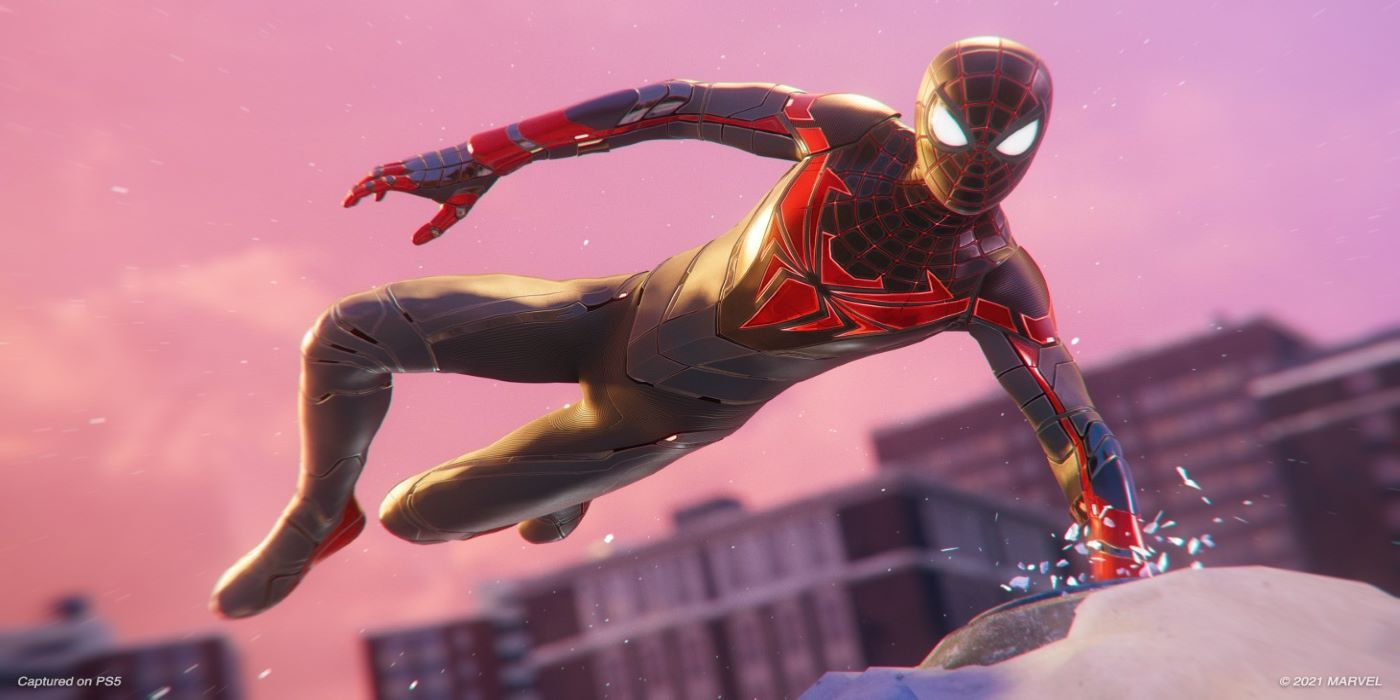 Spider-Man: Miles Morales Players Are Flooding The Internet With Screenshots of Advanced Tech Suit
