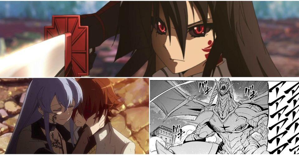 Manga home die after making love Akame Ga Kill 10 Major Differences Between The Manga Anime