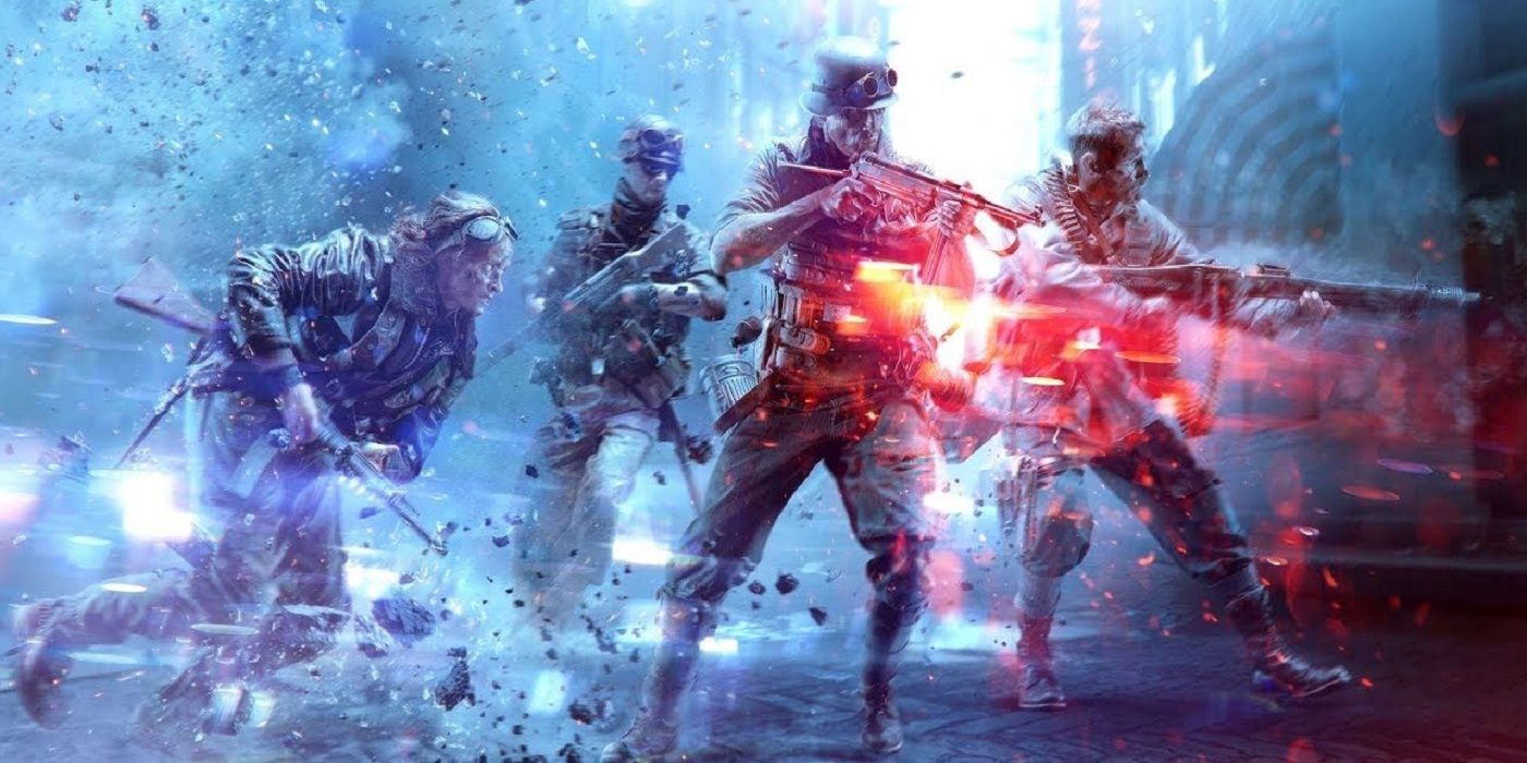Battlefield Mobile Game in Development for Next Year | Game Rant