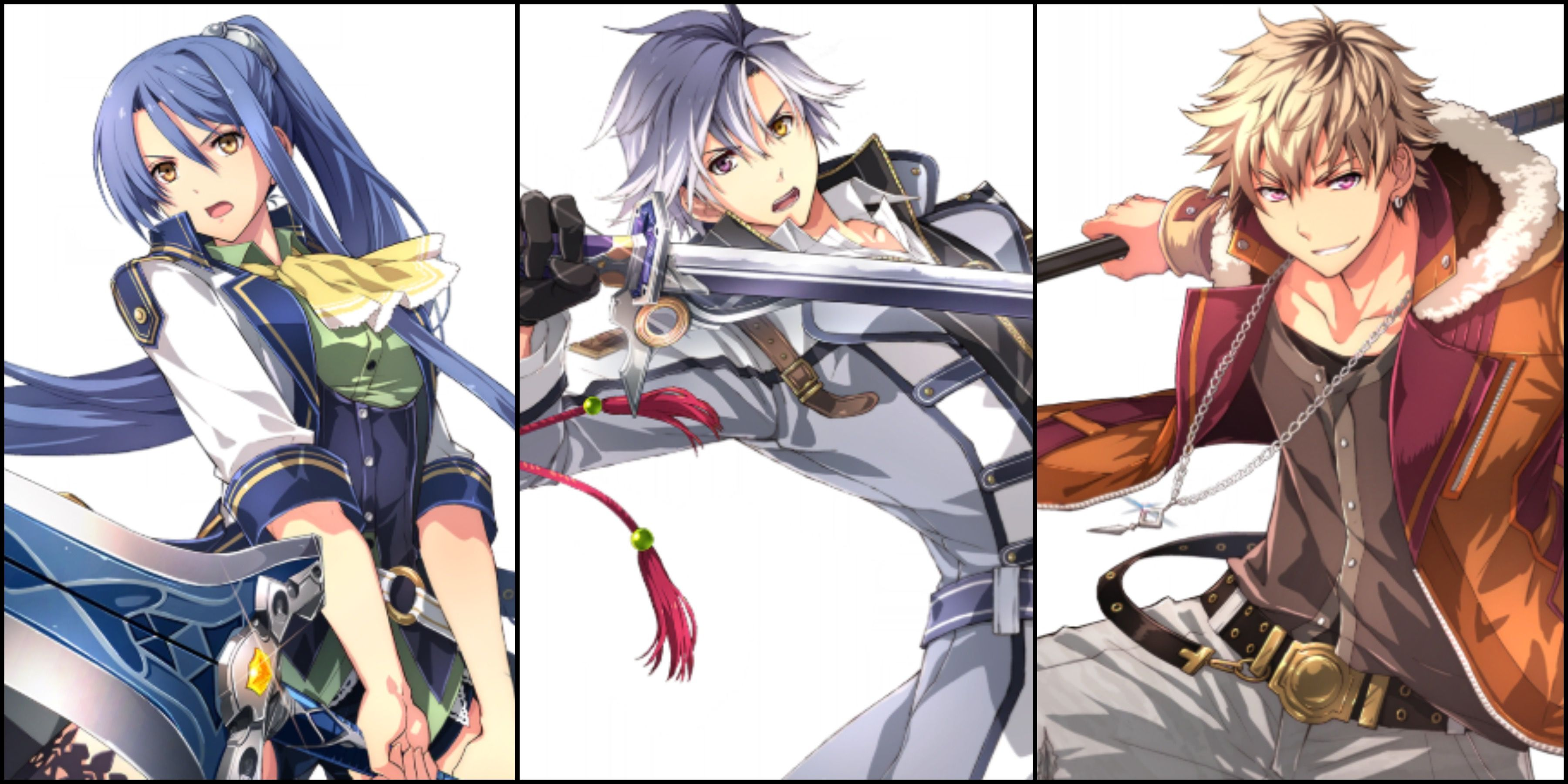 The Legend of Heroes: Trails of Cold Steel IV — 10 Best Weapons & The Characters That Can Equip Them