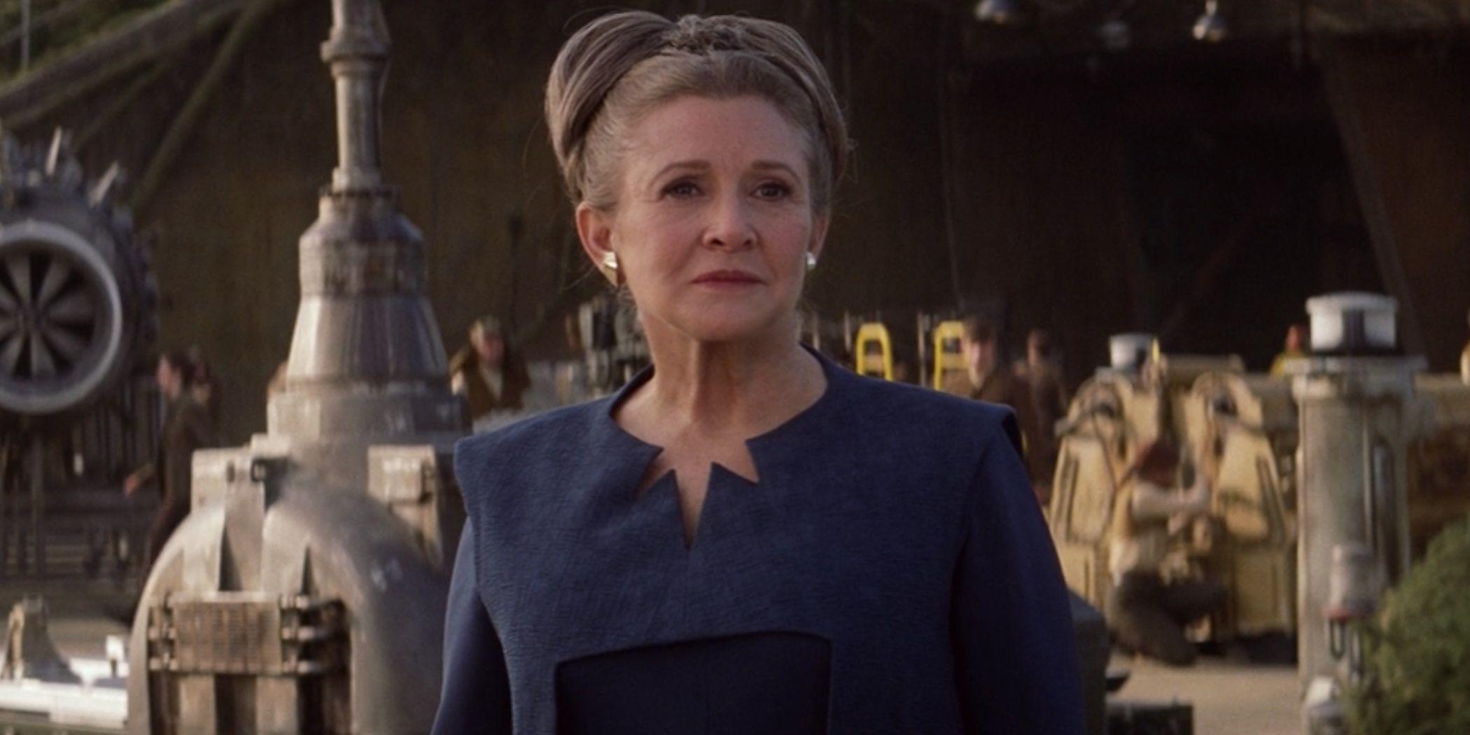 Star Wars: Leia Should've Been A Seasoned Jedi In Episode VII