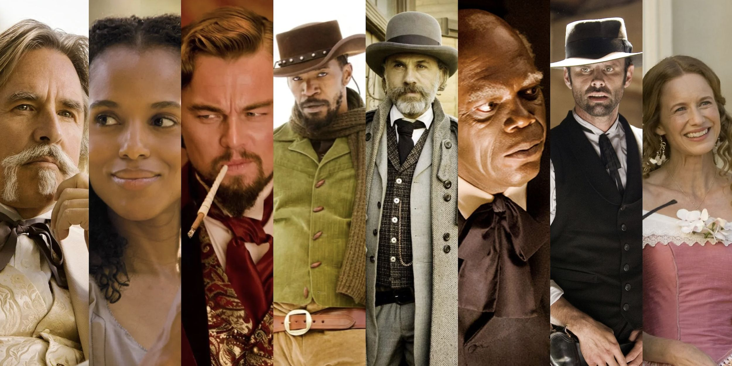 Quentin Tarantino S Django Unchained That S Not Prop Blood