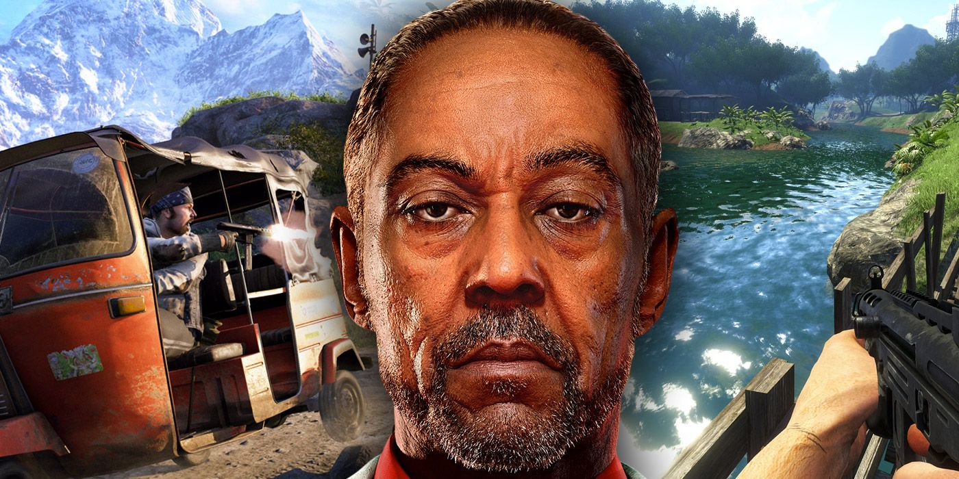 Far Cry 6 S Message Would Resonate More With Environmental Destruction Far cry 6 freedom hands chains