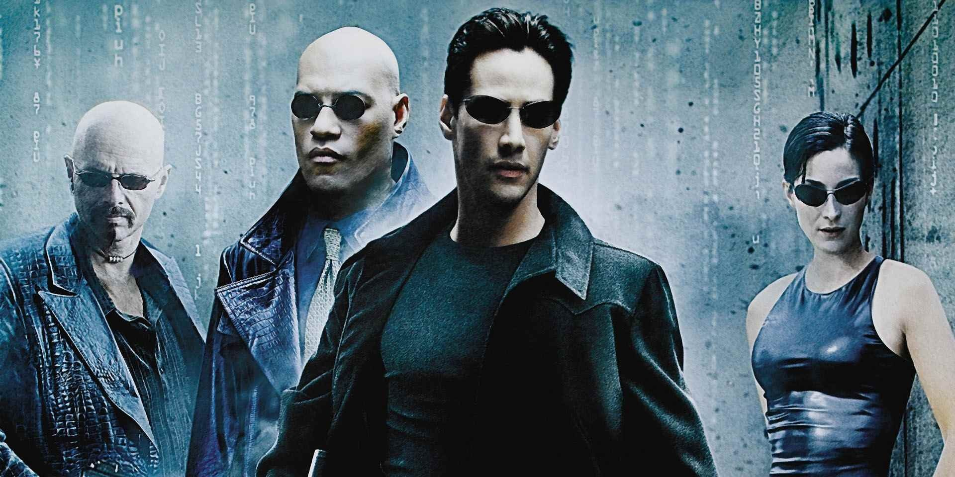 The Matrix Is Basically A Live-Action Remake Of This Classic Anime