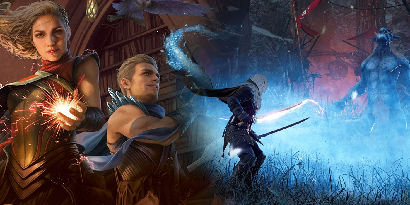 Magic the Gathering Should Follow Dungeons and Dragons in Video Games