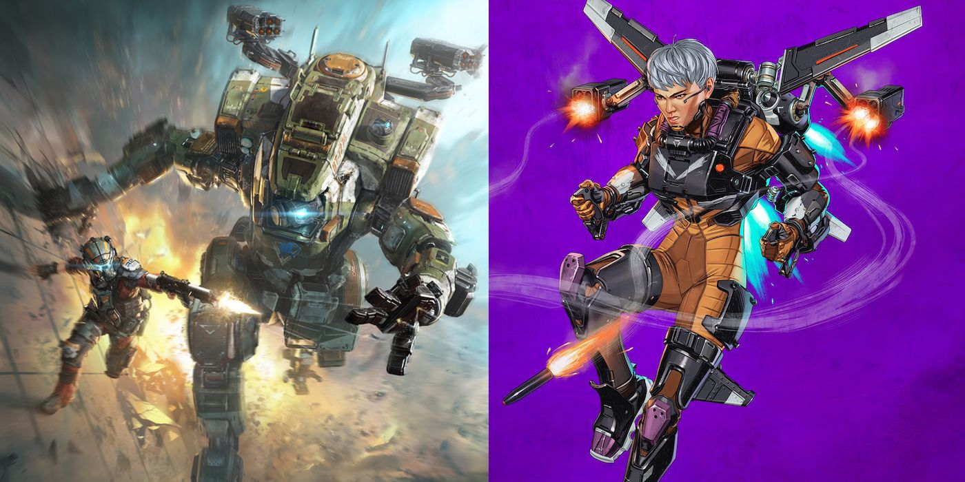 Titanfall 2 Sees Player Surge After Apex Legends Valkyrie Announcement